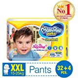 MamyPoko Standard Pants, XXL, 36 ct