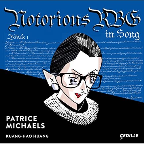Notorious RBG in Song