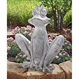 Design Toscano Big Olde Bullfrog King Garden Statue Review