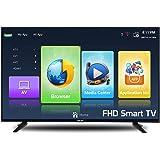 DETEL 80 cm (32 inches) DI32 SFA Full HD LED Smart TV ( Black) ( 2019 Model)