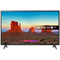 "TV LED LG 43UK6300PLB - 43""/109CM UHD 3840X2160-1600HZ PMI - HDR - DVB-T2/C/S2 - Smart TV - LAN - WiFi - BT - 3XHDMI - 2XUSB"