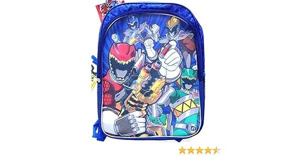 Power Rangers Super MegaForce 3D Backpack