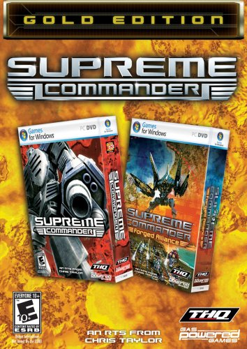 (Supreme Commander Gold Edition - PC)