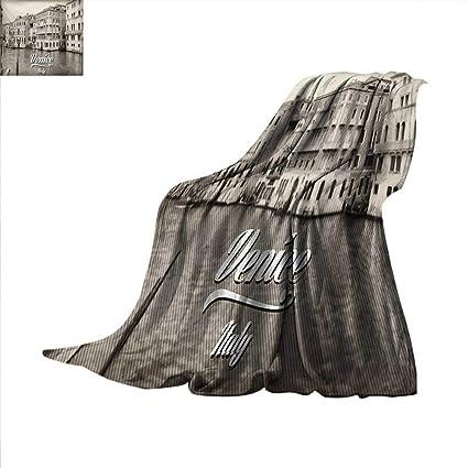 Amazon com: Venice Warm Microfiber All Season Blanket Old