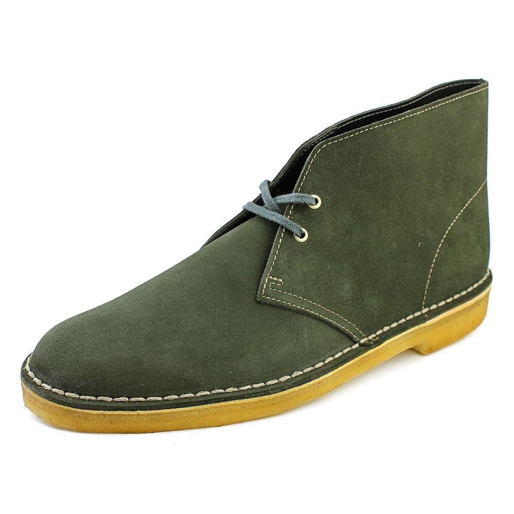 Clarks Originals Men's Loden Green Suede Desert Boot 12 D(M) US by CLARKS