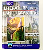 Holt Literature and Language Arts: Student Edition Grade 9 2009
