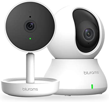 Blurams 1080p WiFi Security Dome Camera