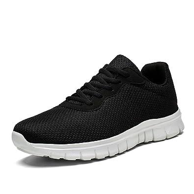 Zapatillas de Deportivos de Hombre Mujer Running Gimnasia Ligero ...