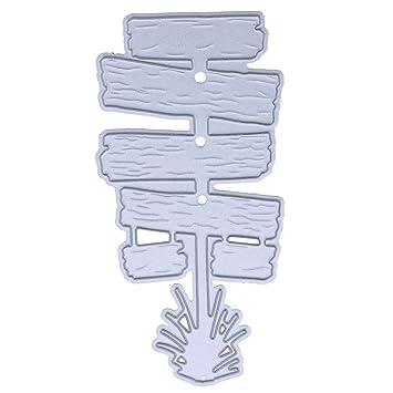 Metall Stanzformen DIY Scrapbooking Form Handwerk Cut Präge Embossing Schablone