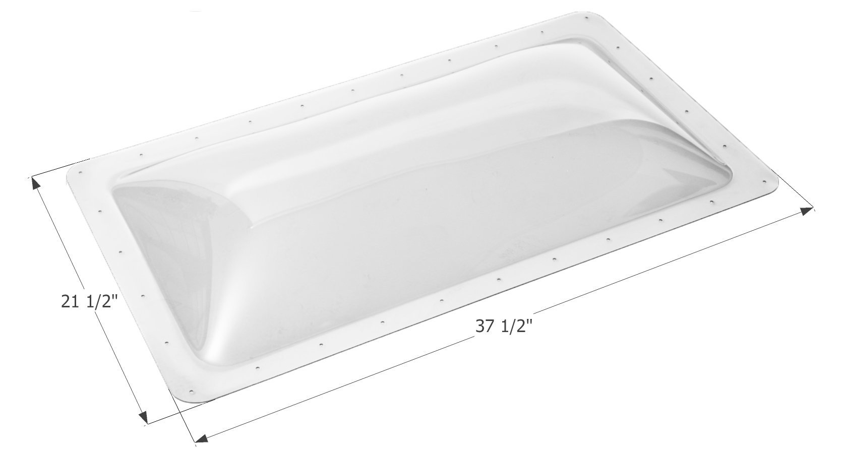 ICON Skylight, SL1733C, Clear by ICON