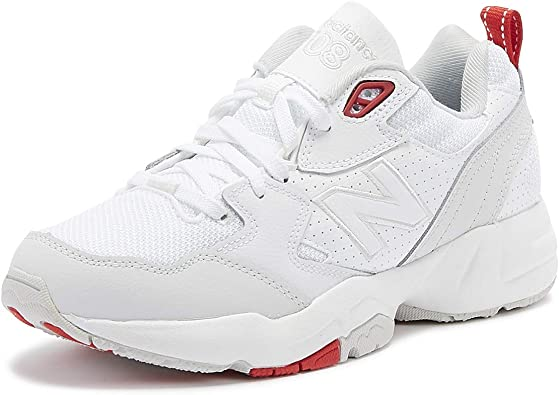 baskets femme new balance rouge