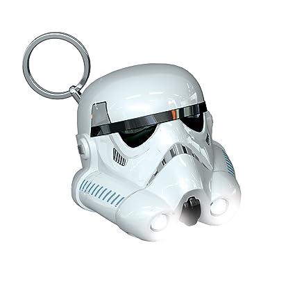 Star Wars Linterna de Rebel LED llavero Stormtrooper: Amazon ...