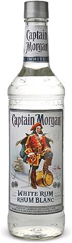 Capitán Morgan ron blanco 70cl 70cl