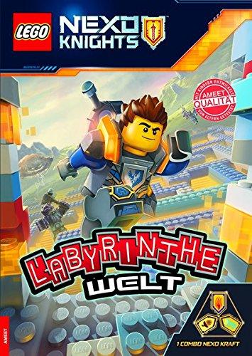 LEGO NEXO KNIGHTS. Labyrinthe-Welt