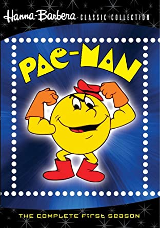 Amazon Com Pac Man The Complete First Season Marty Ingels Susan
