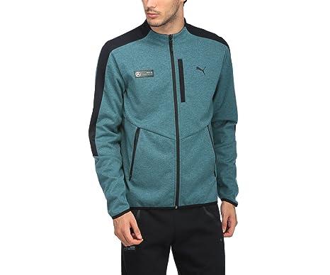 Puma Veste AMG Vert Homme  Amazon.fr  Vêtements et accessoires df4dd386256