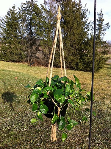 48 Inch Patio Table Cover: Hanging Basket Plant Hanger Holders Large For Indoor And