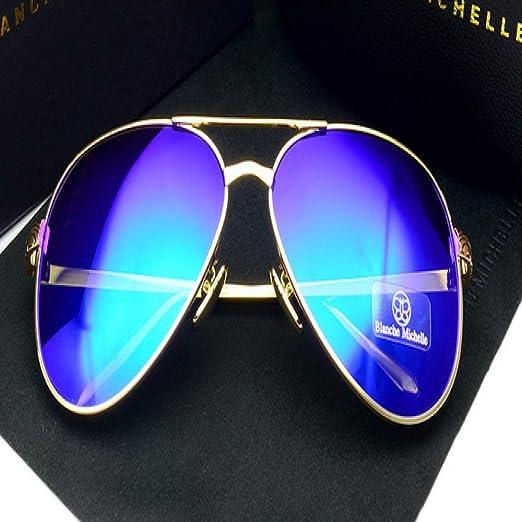 Yangjing-hl Gafas de Sol piloto Gafas de Sol polarizadas ...