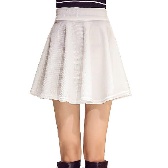 revendeur 03f69 a1ea9 kemosen jupe mini courte évasée Taille Haute Midi patineuse ...