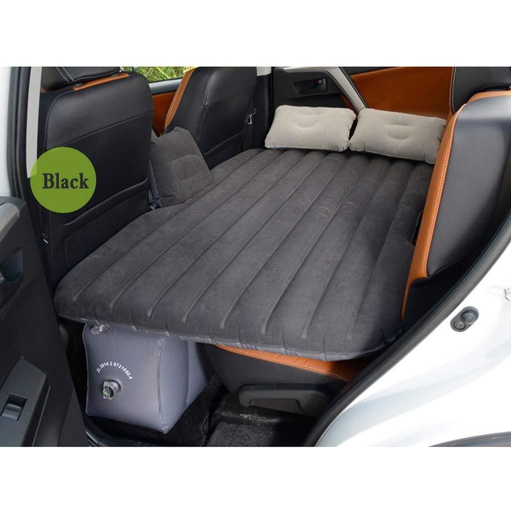 PAN Auto Aufblasbare Matratze Reise Camping Luftbett Universal SUV Luftcouch mit 2 Luftkissen