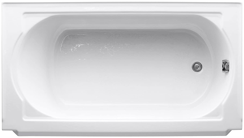 KOHLER K 722 0 Memoirs 5 Foot Bath, White   Freestanding Bathtubs    Amazon.com