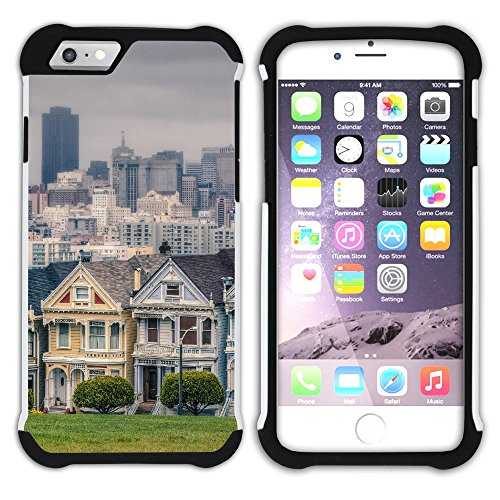 apple-iphone-6-6s-47-inches-hybrid-heavy-duty-armor-shockproof-silicone-cover-rugged-case-victorian-