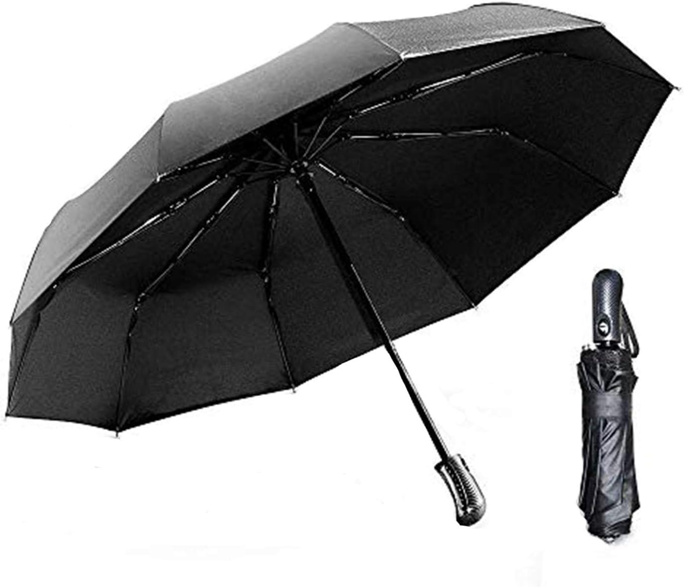 Windproof Anti-uv Sun Rain Umbrellas Colour Changing Compact Folding UK