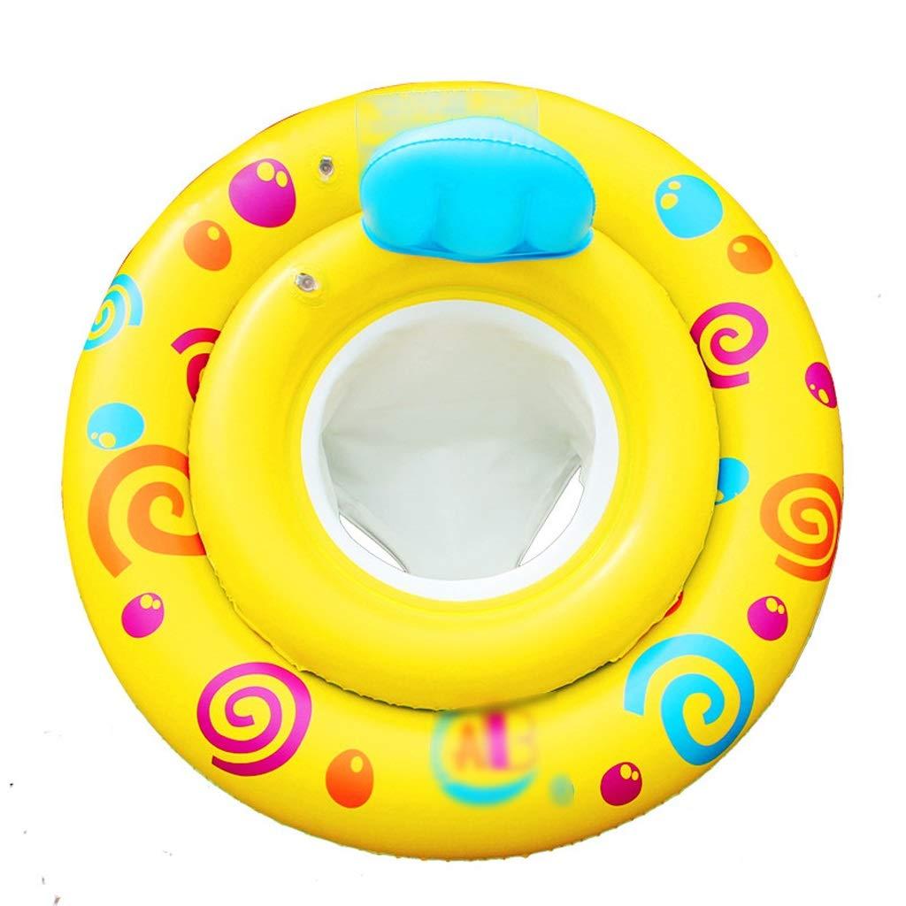 Amazon.com: ZQQZ - Anillo flotante de natación para bebé de ...