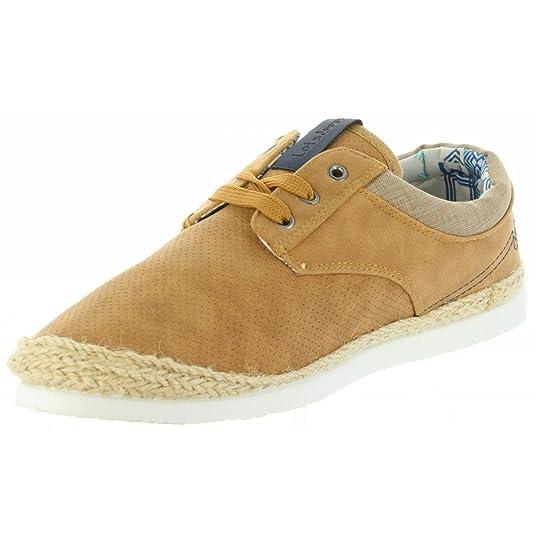 Chaussures pour Homme LOIS JEANS 61119 43 CAMEL 39txS