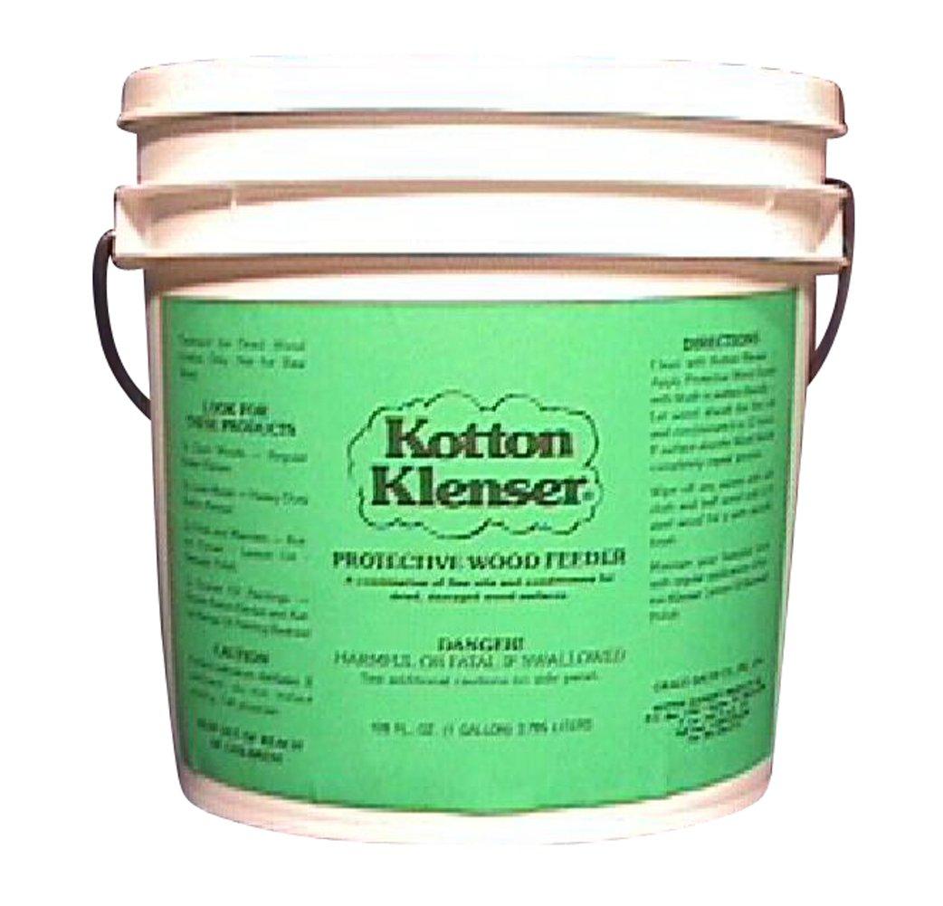 Kotton Klenser Protective Wood Feeder 1 Gallon