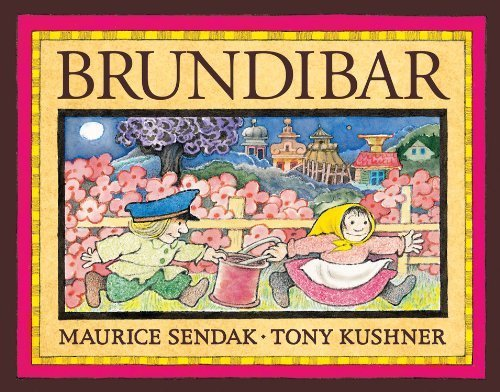 Brundibar 1st (first) Edition by Tony Kushner published by Hyperion Book CH (2003)