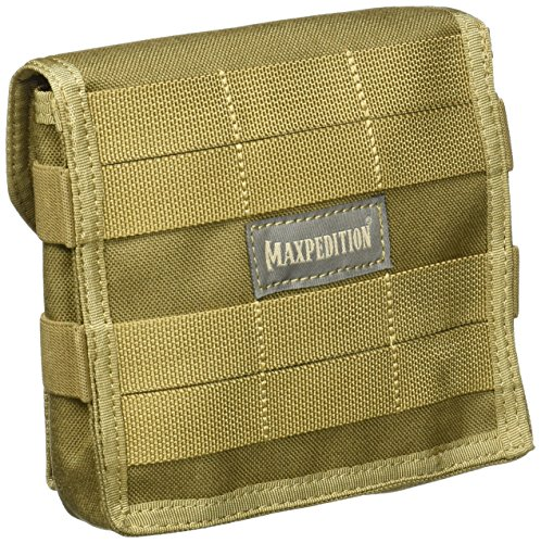 Maxpedition Monkey Combat Admin Pouch, Khaki