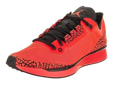 separation shoes cd1f2 e574a Jordan Nike Men s 88 Racer Infrared 23 Black Black Training Shoe 13 Men US