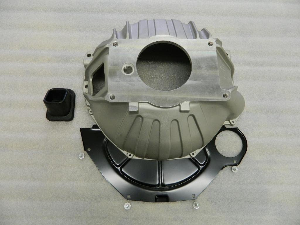 Melrose T-Top Int 3899621kit 3899621 GM Bellhousing with inspection cover and boot
