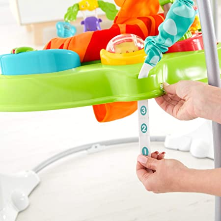 Fisher-Price Roarin Rainforest Jumperoo by Fisher-Price ...