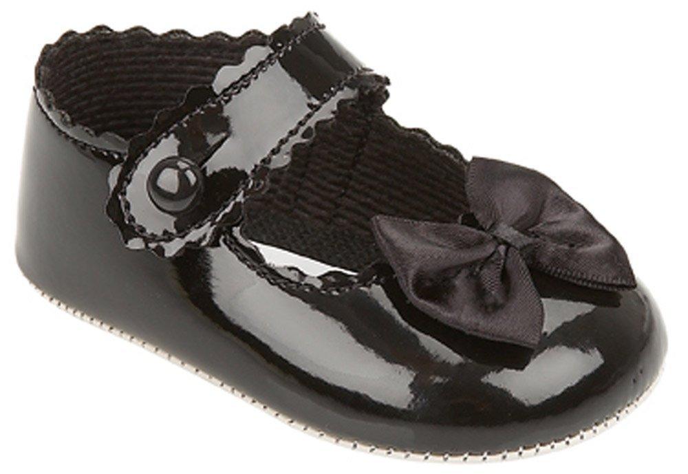 Baypods baby girls pram shoes