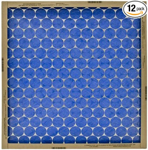 Pack12 Percisionaire Ez Flow Merv 3 10155.011230 12x30x1