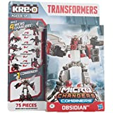 KRE-O Transformers Age of Extinction Micro-Changers Combiners Firewing Obsidian Construction Set