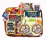 50th Birthday or 50th Anniversary Gift Basket