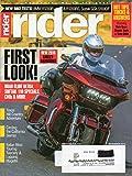 Rider November 2015 Magazine NEW BIKE TESTS: BMW R1200R & R1200RS, SUZUKI GSX-S1000/F New 2016 Harley-Davidsons ROAD GLIDE ULTRA, SOFTAIL 110 SPECIALS, CVOs & MORE