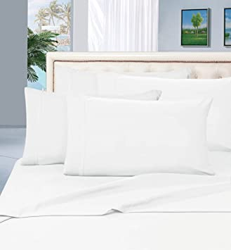 #1 Rated Best Seller Luxurious Bed Sheets Set On Amazon! Elegant Comfort®  1500