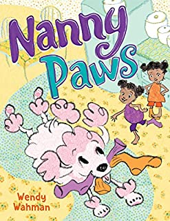 Book Cover: Nanny Paws
