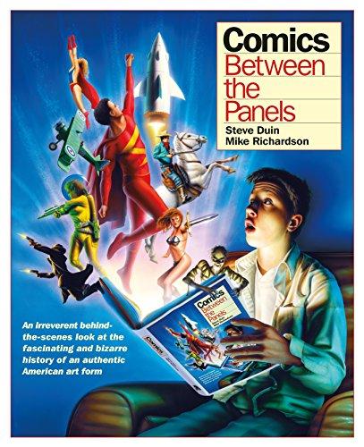 - Comics: Between the Panels
