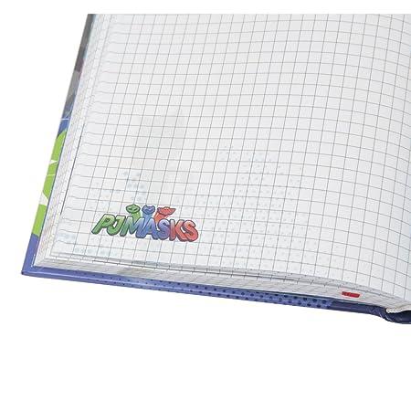 PJ Mask Diario Scuola 10 Mesi, Formato Standard, 320 Pagine, Nero, Collezione 2018/19 Etiqueta para equipaje, Varios colores (Multicolore): Amazon.es: ...