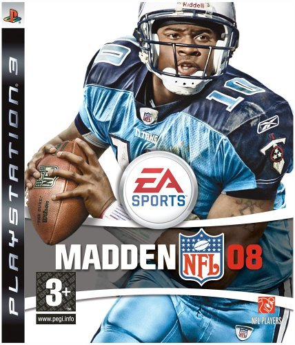 Madden NFL 08 (PS3) by Electronic Arts
