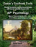Myers' Psychology for AP* 2nd Edition+ Student Workbook: Relevant daily assignments tailor made for the Myers text (Tamm's Textbook Tools)