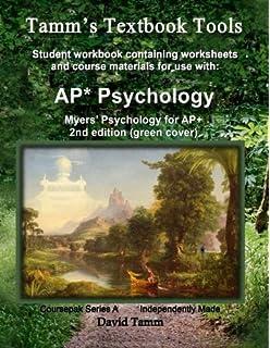 Amazon Com Myers Psychology For Ap 9781464113079 David G