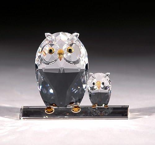 Crystal World Hoot Owl Owlet
