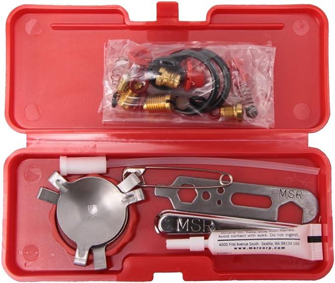 MSR - XGK Expedition Service Kit, Color Red: Amazon.es ...
