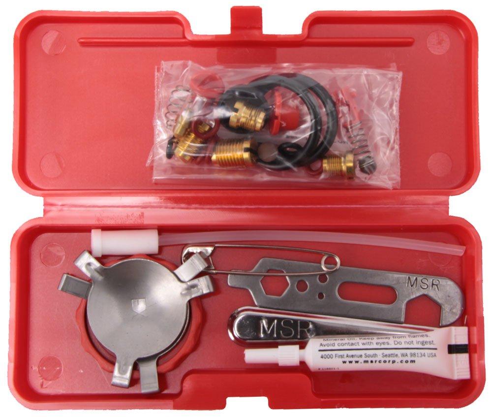 MSR XGK/XGK Expedition Service Kit - Black 040818118160